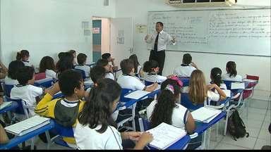 Mensalidade de escolas particulares deve aumentar até 15% em 2016 - O Procon ainda analisa o reajuste pedido pelas instituições.