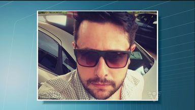 Dentista é morto com tiros na cabeça ao tentar fugir de assaltantes em Praia Grande - Danilo Fascina dos Santos estava na porta da casa de uma amiga. Crime aconteceu na manhã desta quinta-feira (5). Suspeitos conseguiram fugir.
