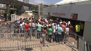 Bahia vai contar com apoio da torcida em jogo contra o Santa Cruz - Partida acontece no sábado (7) na Arena Fonte Nova.