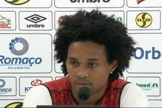 JEC pode tirar vantagem de partida com chuva - Clube vende ingressos promocionais para a partida contra o Santos.