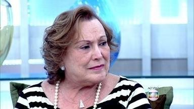 Nicette Bruno exalta o espírito de solidariedade do brasileiro - Luiz Alberto Hanns fala dos danos emocionais após esse tipo de acidente