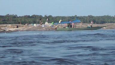 Bom Dia Amazônia mostra os efeitos da seca no AM - Equipe de reportagem visitou o município de São Gabriel da Cachoeira.