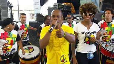 Olodum tem programação especial no mês da Consciência Negra - Um dos maiores símbolos da cultura baiana, o grupo tem como base a cultura afro.