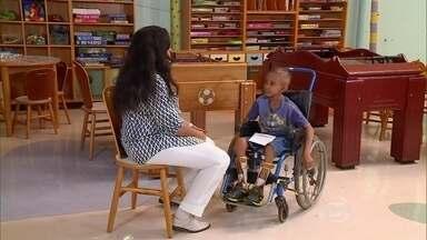 Regina Casé relembra programa no Hospital Boldrini - Entre no Gshow e saiba como ajudar!