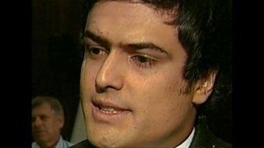Ex-deputado que matou dois jovens no Paraná confessa ter bebido antes de dirigir - A Justiça decidiu que Luiz Fernando Ribas Carli Filho vai a júri popular. Acidente aconteceu há seis anos.