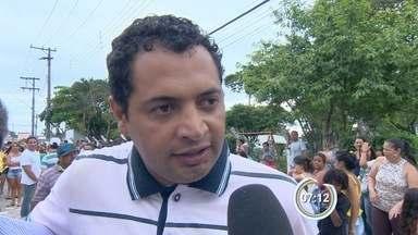 Lucemir do Amaral (PSDB) é eleito prefeito de Canas - Presidente da Câmara já atuava como prefeito desde cassação do prefeito eleito.