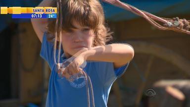 Encontro Estadual de Carreteiros preserva a tradição gaúcha em Gravataí, RS - Acampamento reúne famílias em acampamento na Região Metropolitana de Porto Alegre.