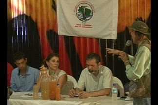 Presidente do Ibama esteve em Altamira para reunião com moradores - Ela ouviu moradores afetados pela construção da usina hidrelétrica de Belo Monte.