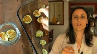 Entenda como fazer o chip de abobrinha - No quadro: Comer Sem Engordar, o Bem Estar mostra como fazer um chip de abobrinha. Veja.