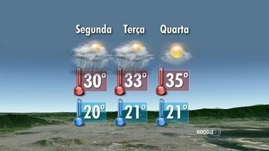 Confira como fica o tempo no início da semana no Rio - Veja como vai ficar o tempo nos próximos dias em todo o estado.