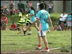 Campeonato de Futebol reuniu equipes indigenas de várias regiões - A competição foi em Benjamin Constant do Sul, RS.