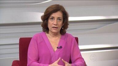 Miriam Leitão comenta queda do pagamento do seguro-desemprego - Miriam Leitão ressalta que havia muita fraude e cresceu a fiscalização do benefício. Além disso, muitas pessoas voltaram para o mercado de trabalho porque aumentou o desemprego ou a insegurança da família.