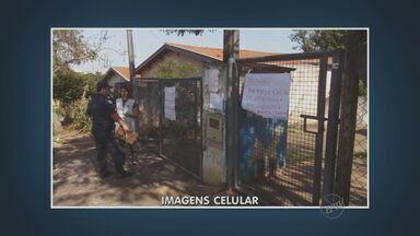 Centro de Saúde do Jardim Esmeraldina fica fechado por falta de segurança - Uma funcionária foi assaltada nesta terça quando chegava para trabalhar.