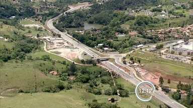 Das dez principais rodovias da região, seis têm algum tipo de problema - Isso é o que aponta a Confederação Nacional do Transporte (CNT).
