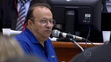 Réu delator, empresário é julgado em Belo Horizonte pela chacina de Unaí - Acusado de intermediar o crime, Hugo Pimenta é o último réu a ser julgado neste caso.