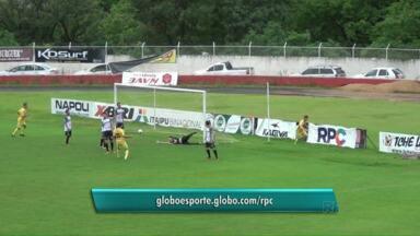 Escolha o gol mais bonito do Amador - Vote no site globoesporte.globo.com/rpc