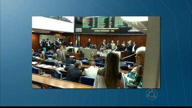 Deputados debatem implantação do Tribunal de Contas dos Municípios - Essa e outras informações na coluna política de Laerte Cerqueira.