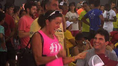 Aos 57, Hedla Lopes vence Ironman Fortaleza - Cearense venceu na categoria 55-59 anos.