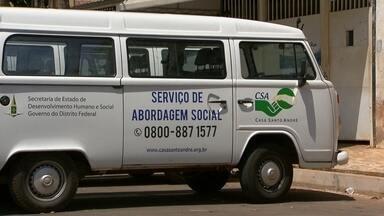 GDF recebe cobrança de serviço de assistencia social - As entidades que prestam o serviço cobram reajujste e o pagamento de parcelas em atraso.