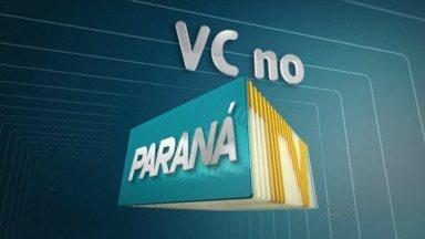 Você no Paraná TV! - A participação de hoje veio de Guarapuava. Veja só.