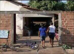 Criança de dois anos que caiu na cisterna é enterrado em Formoso do Araguaia - Criança de dois anos que caiu na cisterna é enterrado em Formoso do Araguaia
