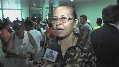 Com prisão de prefeito, vice toma posse em Iranduba - Prefeito foi preso suspeito de desvio de verbas.
