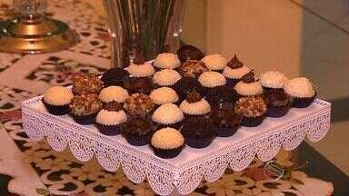 Tapioca é a base para fazer doces deliciosos - Tapioca é a base para fazer doces deliciosos.
