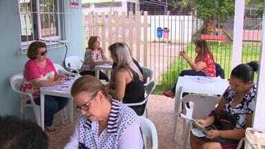 Defensoras públicas aposentadas fazem mutirão de atendimento jurídico - Mutirões deram certo e devem ser ampliados.