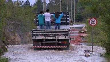 Proposta quer proibir construções em planícies de inundação no RS - Assista ao vídeo.
