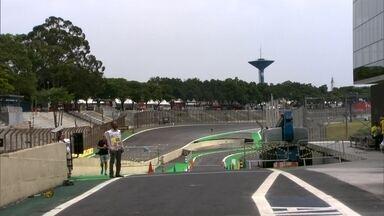 Antena Paulista passeia pelo Autódromo de Interlagos - Grande Prêmio do Brasil acontece na principal pista de automobilismo do país. No fim de semana da corrida, também é preciso ficar atento a algumas interdições no trânsito ao redor do autódromo.