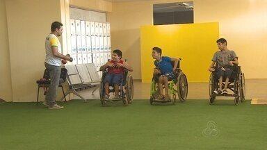 Estudantes amapaenses se prepara para jogos escolares e paraolímpicos - undefined