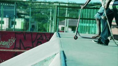 A prática do skate que redescobre a arquitetura de Brasília - A prática do skate que redescobre a arquitetura de Brasília