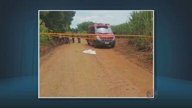 Criança morre após ser atropelada por um caminhão em Rafard - O acidente aconteceu na zona rural da cidade.