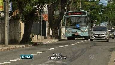 Corredor exclusivo de ônibus será inaugurado no Bairro Aldeota - A nova faixa tem 3,2 quilometros de extensão e vai favorecer as nove linhas de ônibus que passam pelo local.
