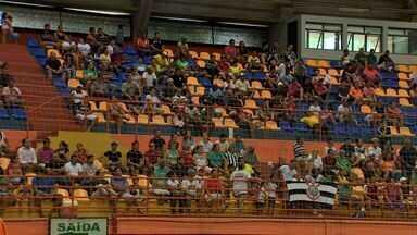 Mato Grosso conquista o sexto título da Copa dos Campeões de futsal - Brasnorte vence o Nioaque e conquista o sexto título de Mato Grosso da Copa dos Campeões de futsal.