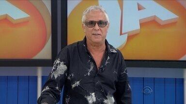 Confira o quadro de Cacau Menezes desta segunda-feira (23) - Confira o quadro de Cacau Menezes desta segunda-feira (23)