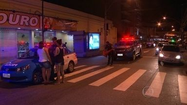 Policial militar foi atacado no Engenho de Dentro - O policial tinha saído para comprar pão e levou vários tiros