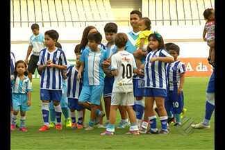 Na despedida de Pikachu do Mangueirão, Paysandu vence Criciúma - Papão vence por 1 a 0, com passe do lateral que vai deixar clube no fim da temporada, após quatro anos.