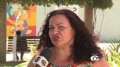 Campanha Quem Ama Abraça acontece em Campo Alegre - Evento procura combater a violência contra a mulher através de debates nas escolas entre professores e alunos.