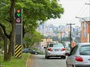 Lombadas eletrônicas começam multar nesta quarta (25) em Passo Fundo,RS - Motoristam devem ficar atentos a fiscalização