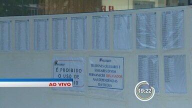 Primeira fase da Fuvest é neste domingo (29) - Prova será aplicada em São José, Lorena e Taubaté.