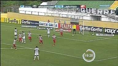 Bragantino cumpre tabela pela série B - O time enfrenta o Náutico.