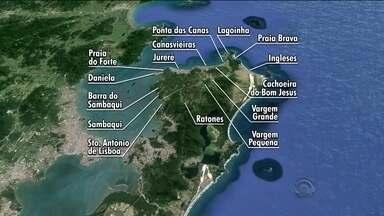 Casan interrompe abastecimento de água no Norte da Ilha para melhorias no reservatório - Casan interrompe abastecimento de água no Norte da Ilha para melhorias no reservatório