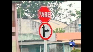 Radar: Confira as mudanças no trânsito santareno na área do Centro - Motoristas terão um período para adequação.