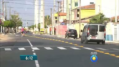Trânsito no bairro dos Bancários, na Capital, passa por mudanças a partir de hoje - As alterações acontecem em ruas que dão acesso à avenida principal.