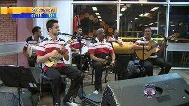 Dia Nacional do Samba conta com programação especial em Porto Alegre - Assista ao vídeo.