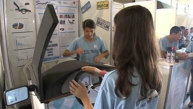 Encontro reúne experimentos realizados por estudantes da rede estadual - O evento acontece nesta quarta (2) e reúne quatro mil estudantes de Salvador e do interior do estado.
