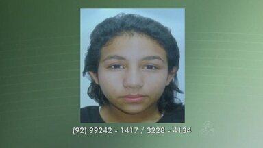 Jovem segue desaparecida em Manaus - Ela está desaparecida desde o dia 28 de novembro.