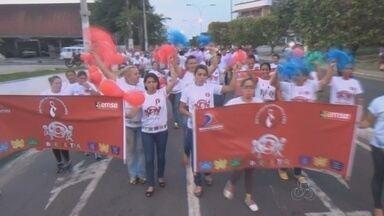 Secretaria de Saúde de Manacapuru, no AM, intensifica ações de combate à AIDS - Neste ano, 17 novos casos foram confirmados no município.
