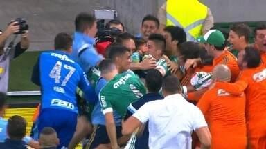 Os pênaltis de Palmeiras 2 (4) x (3) 1 Santos pela final da Copa do Brasil - Alviverde conquista título nos pênaltis.